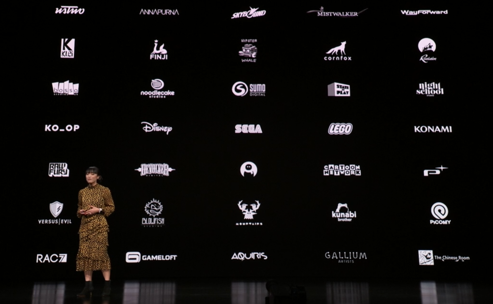 Thoughts on Apple's News+, Card, Arcade, and TV+ event — something