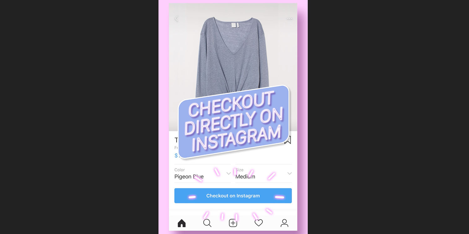 Instagram launches in-app shopping from major brands, incl. Burberry, Dior, Nike, Prada