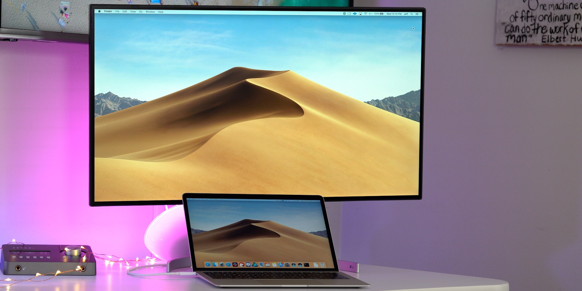 LG 32UL950 UltraFine 4K Display Review 01
