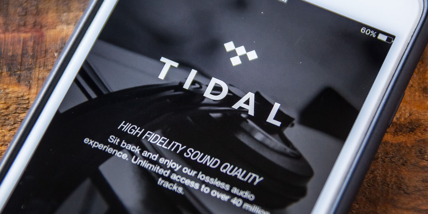 Tidal's 'studio-quality' MQA music now available on the iPhone