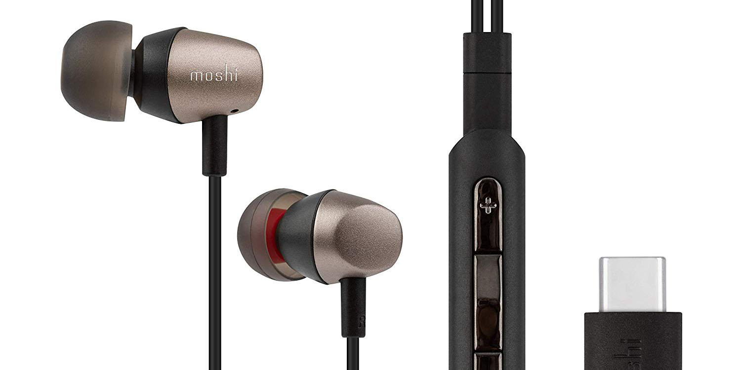 Hands-on: Moshi Mythro C USB-C in-ear headphones, a budget-friendly future-ready option