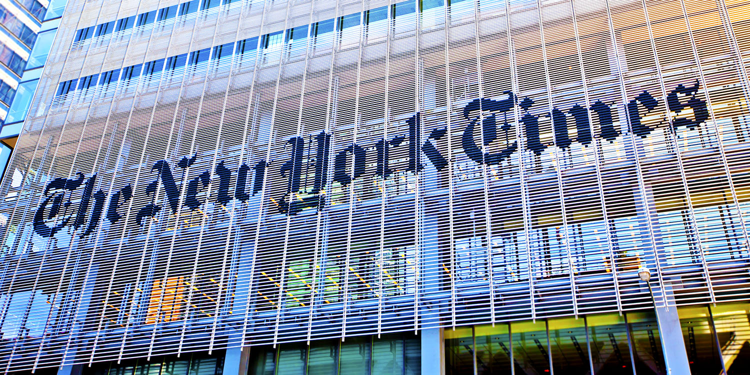 New York Times explains the two reasons it thinks newspapers should refuse Apple News deal