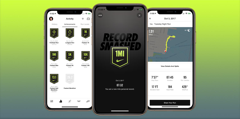 Nike+ Run Club - 9to5Mac