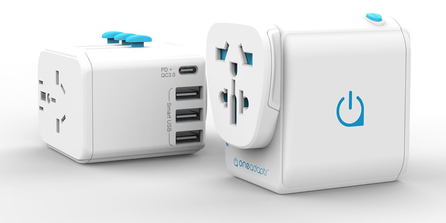 OneAdapter OneWorld PD: almost a perfect travel charger - 9to5Mac