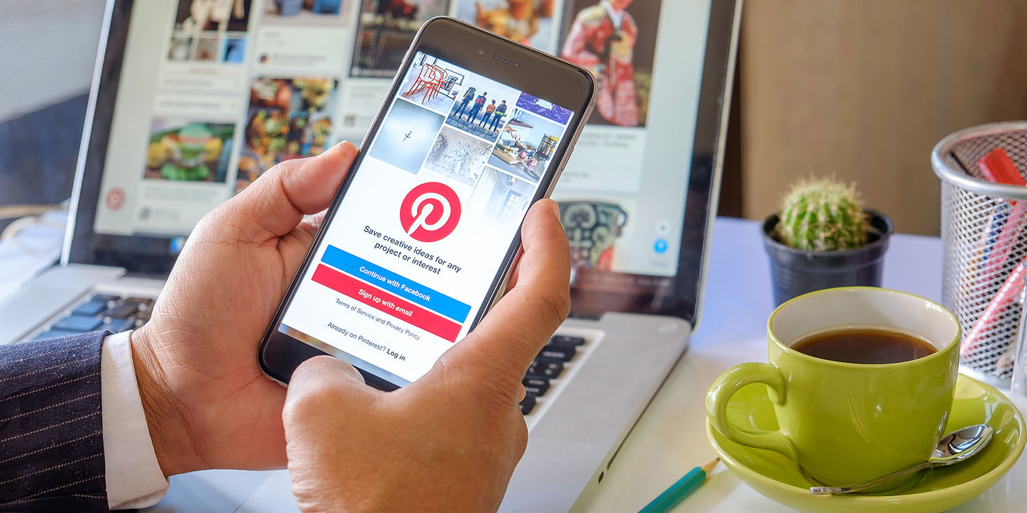 photo of iOS 14 widgets leads Pinterest to break its daily App Store download record image