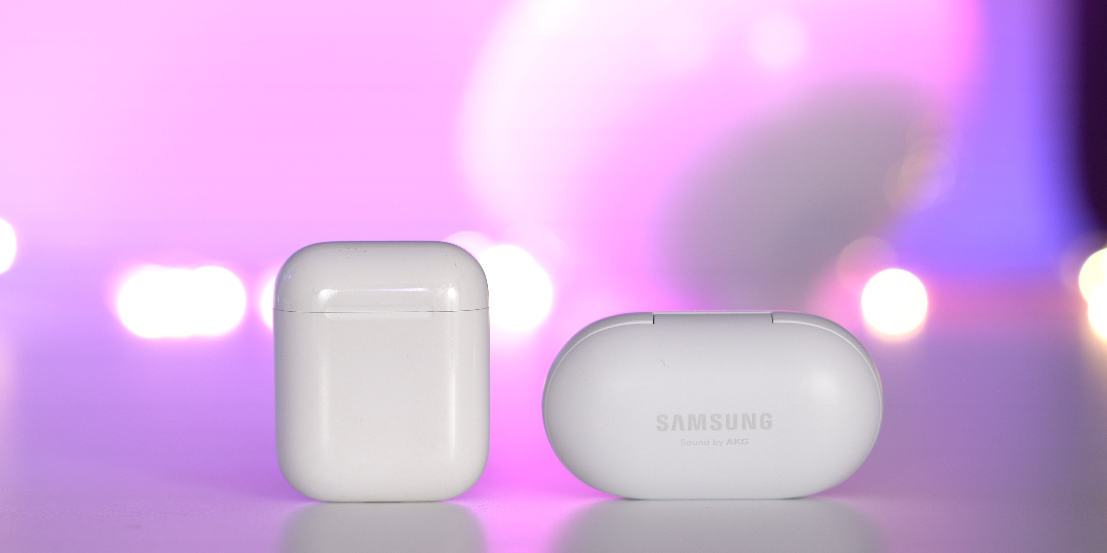 Galaxy Buds vs AirPods