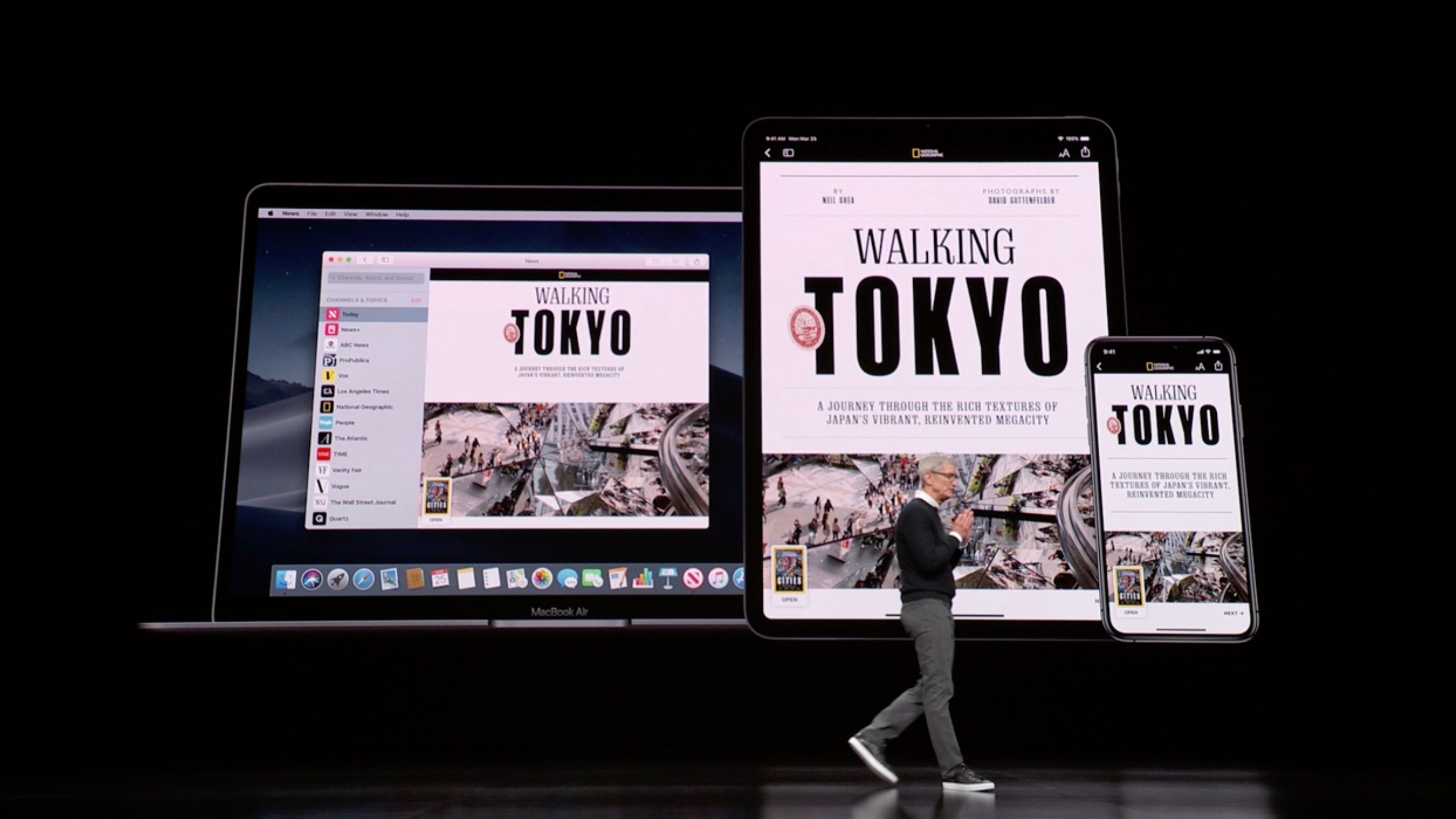 Everything Apple announced today and the details we're still missing