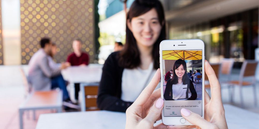 Latest Seeing AI app lets blind and low-vision users explore photos by touch, adds iPad support