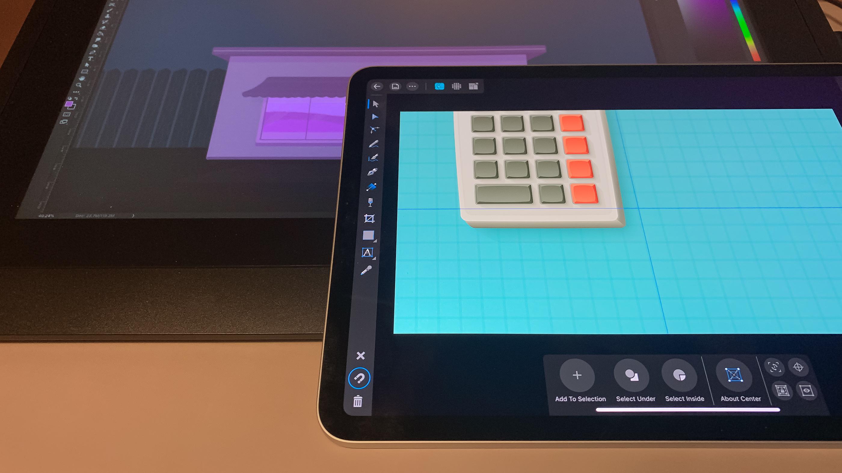 Wacom Cintiq 16 Vs. iPad Pro