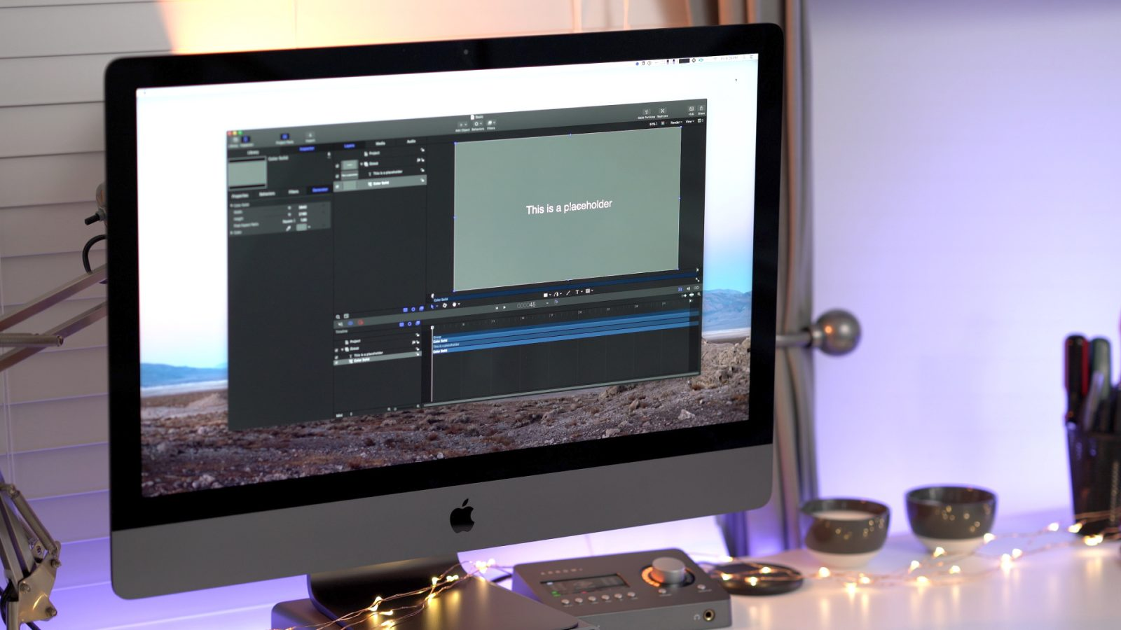 Final Cut Friday: How to create reusable, customizable title cards using Motion 5 [Video]
