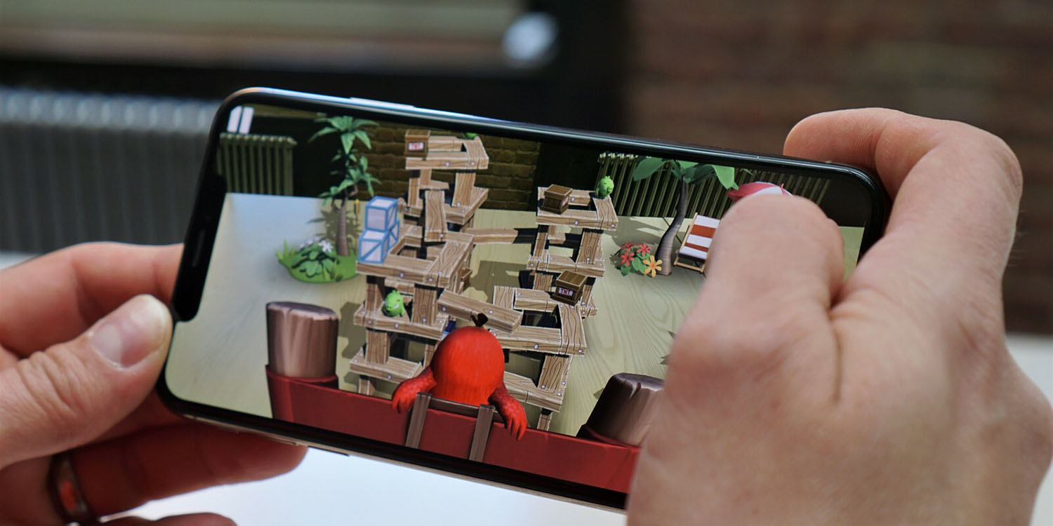 Angry Birds augmented reality game coming to mobile, initially exclusive to  iOS - 9to5Mac