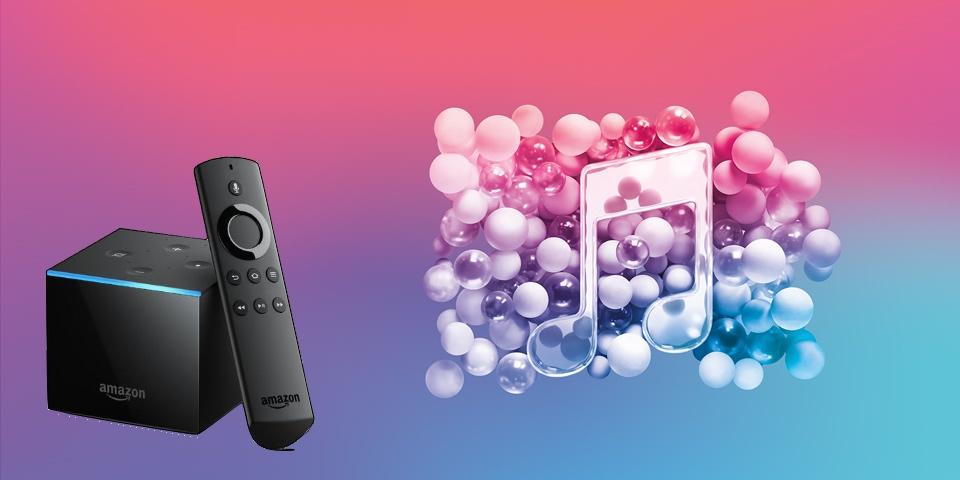 Amazon prime music apple tv 4