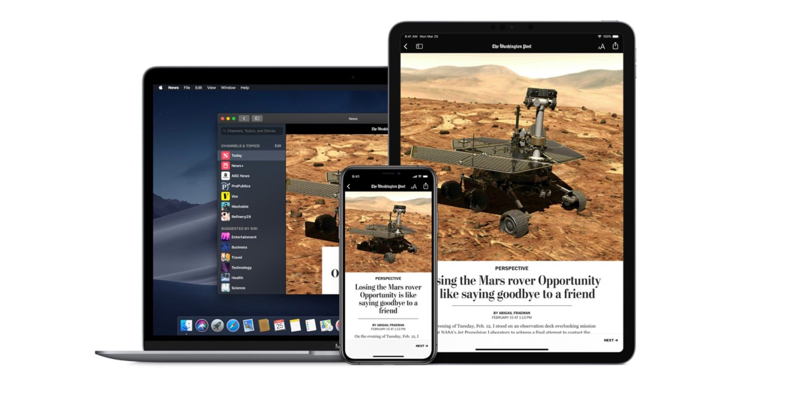 Apple News app crashing for many iPhone and iPad users after