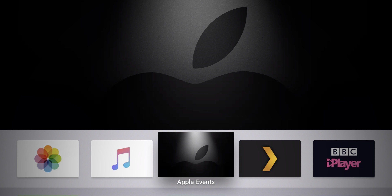Apple event livestream