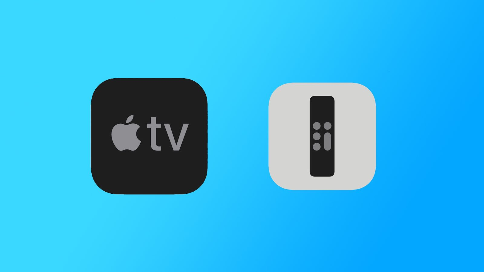 Apple TV Remote app updated with new Siri Remote icon - 9to5Mac