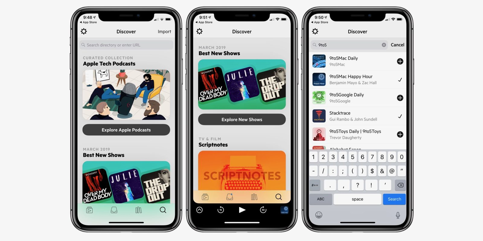 Castro Podcast Player update brings new Discovery section with ...