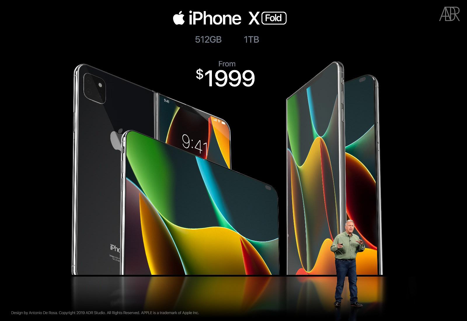 iphone x 2019 concept
