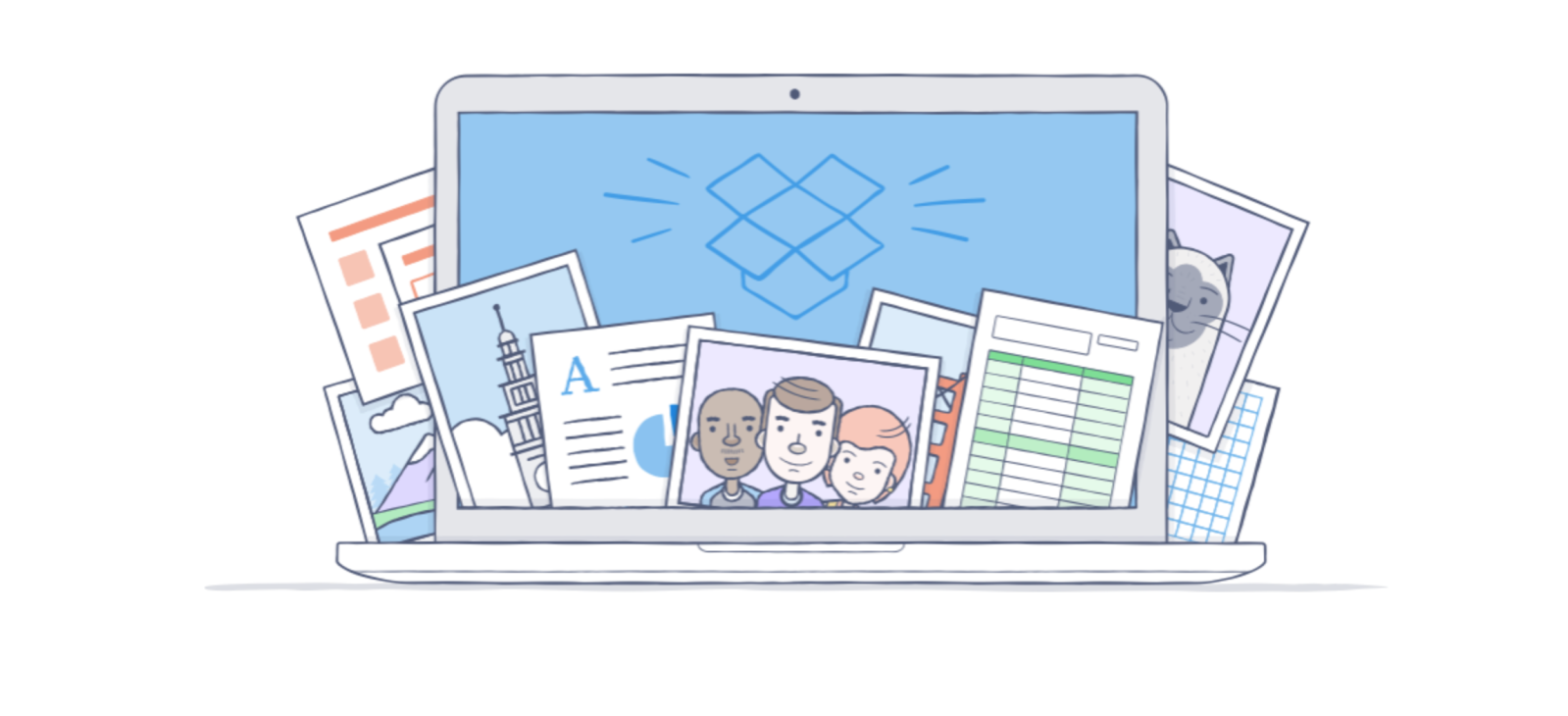 Dropbox pushing free users toward paid accounts with new three device limit