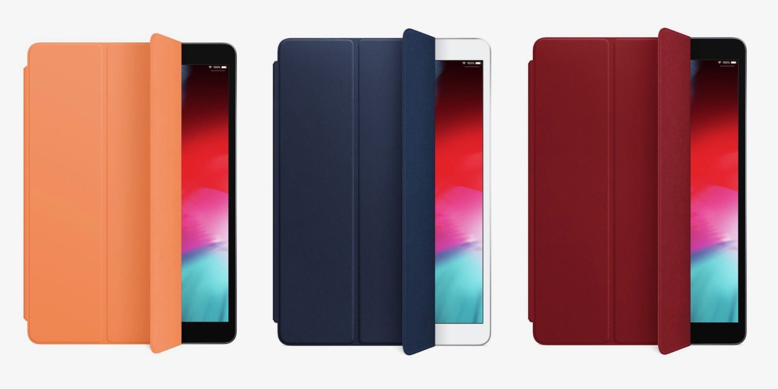 super popular 24d7e bfc9f Apple launches Smart Covers for new iPad Air and iPad mini including ...