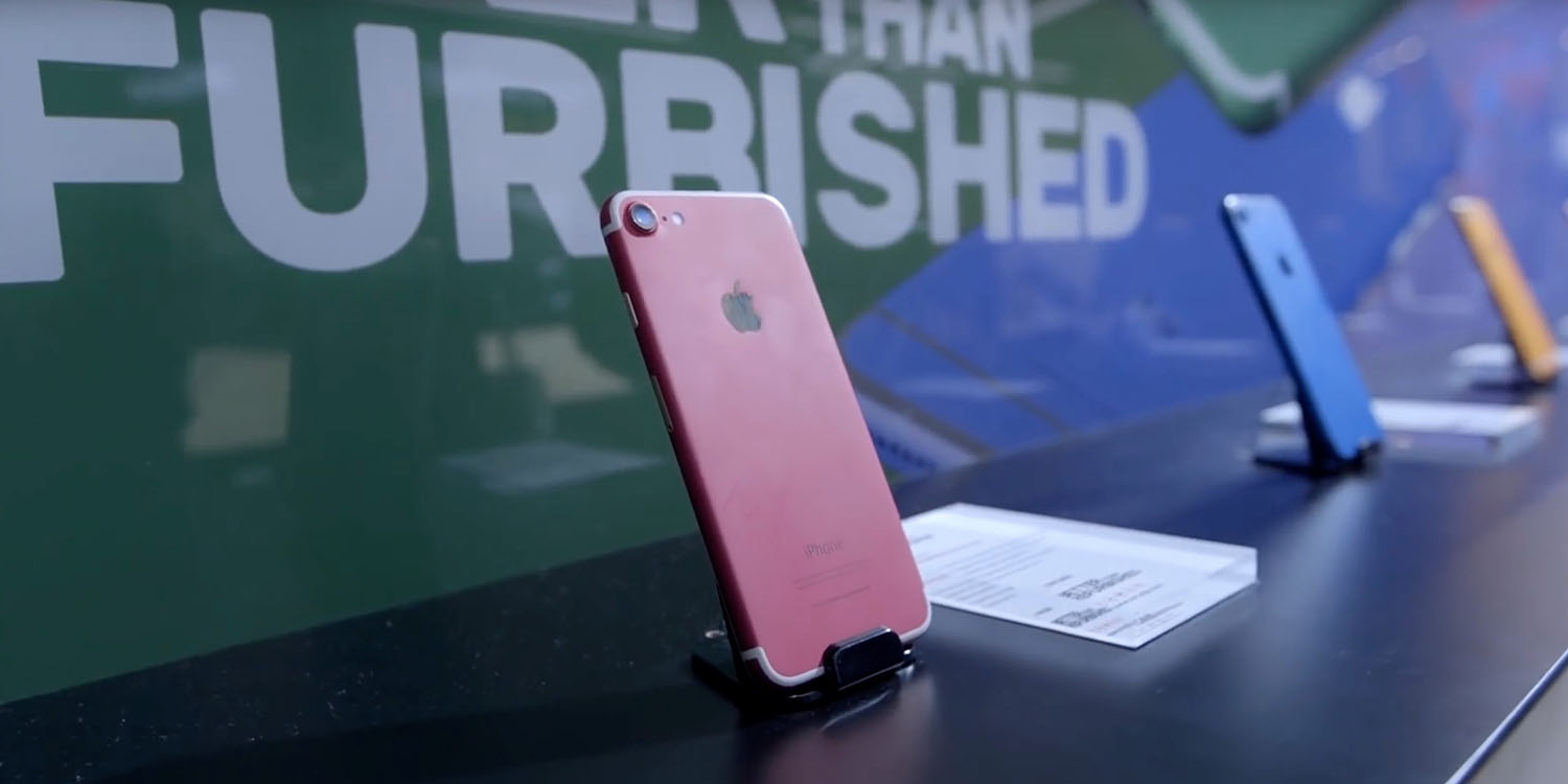 Company Selling Refurb iPhones in Custom Colors Without the Usual Steep Premium