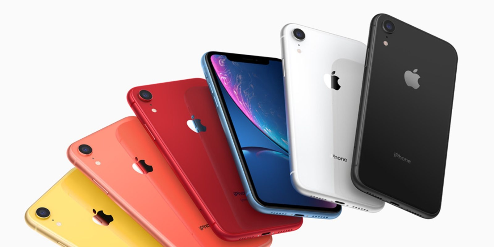 Report: 2019 iPhone XR to be available in two new colors, replacing coral and blue