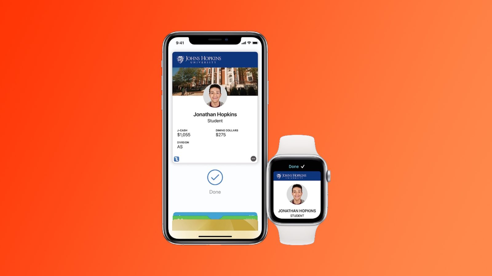 Student ID support in Apple Wallet expands to Johns Hopkins University