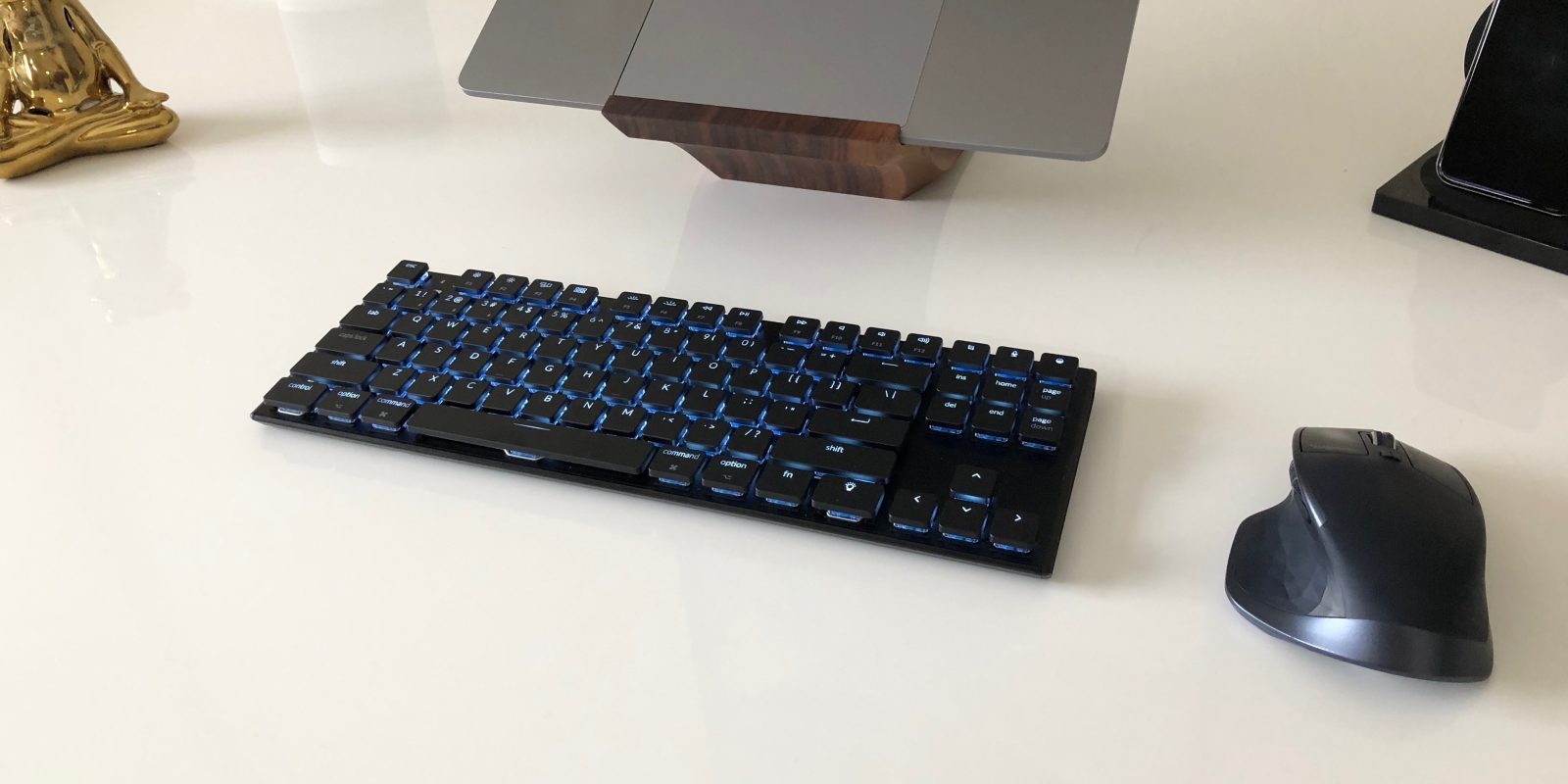 Review: Keychron K1 is a compelling mechanical keyboard for Mac with