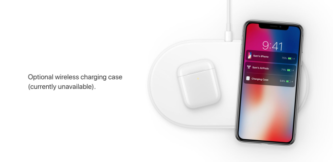 detailed look 5d4d4 5564b Hidden AirPower image with iPhone XS and new AirPods discovered on ...