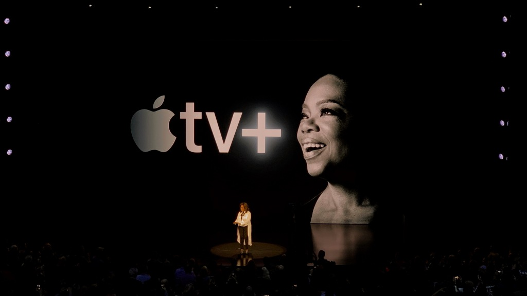 photo of Oprah explains why she picked Apple to be the home of her book club image