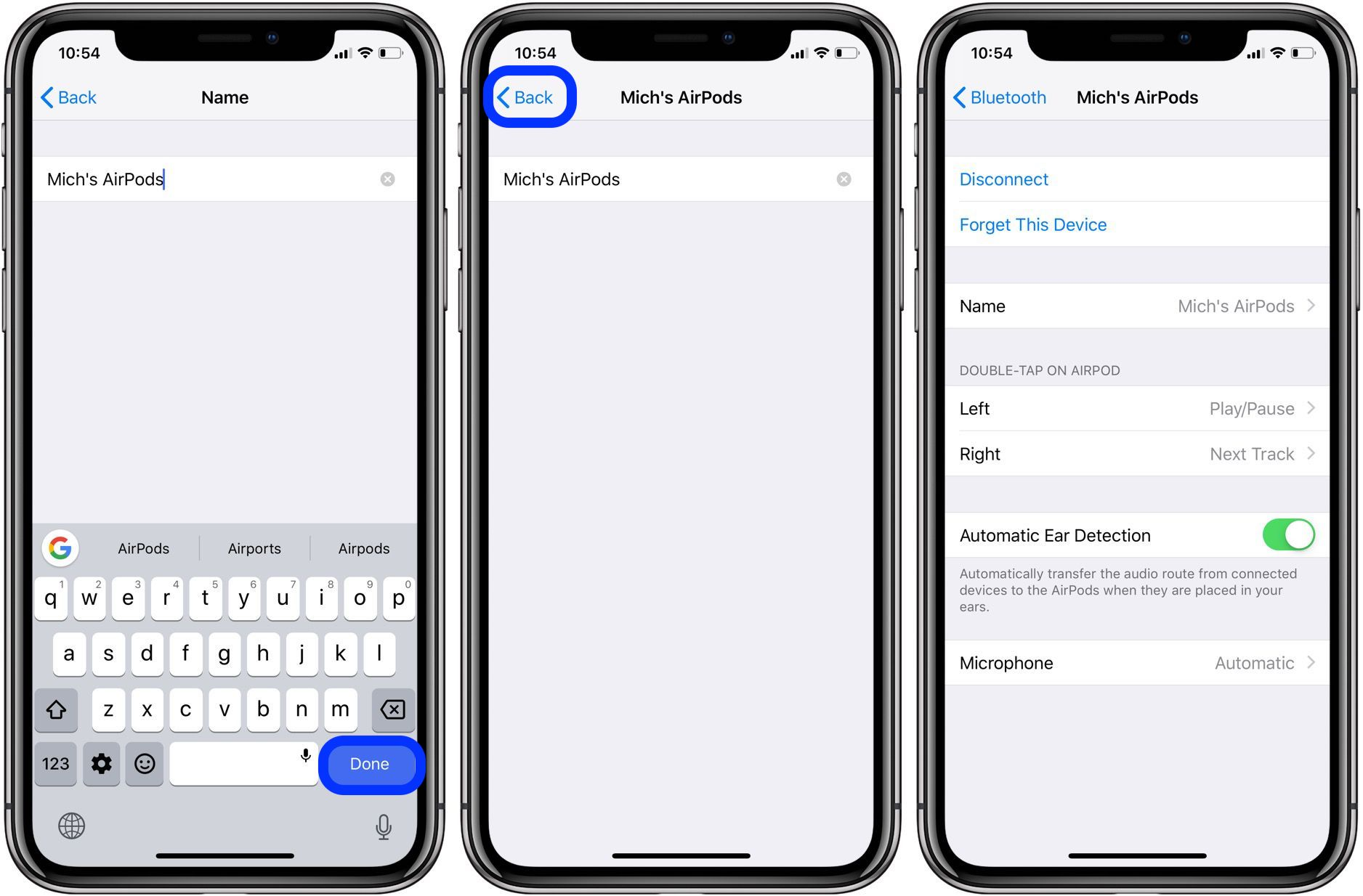 d4ab0c6d2af Upgrade to new AirPods? Here's how to rename the 'AirPods #2' default