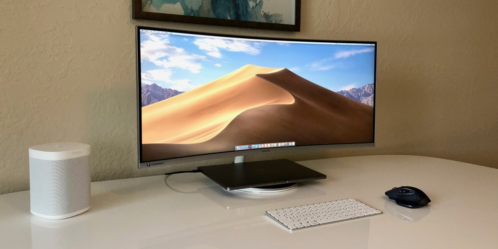 Review: Samsung's 34-inch ultra wide monitor with Thunderbolt 3 is a