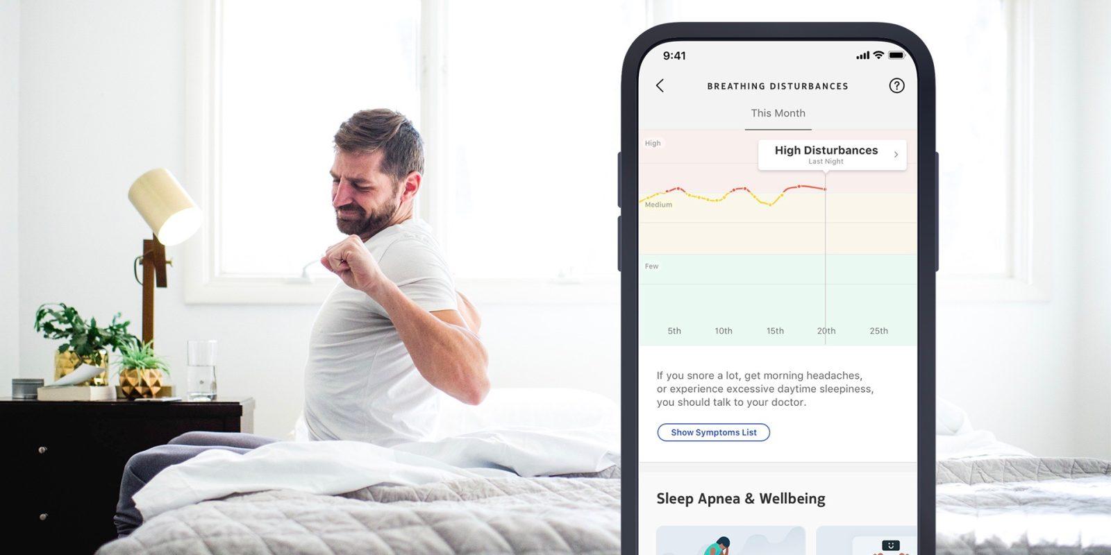 Withings adds sleep apnea detection to its smart sleep mat via software update