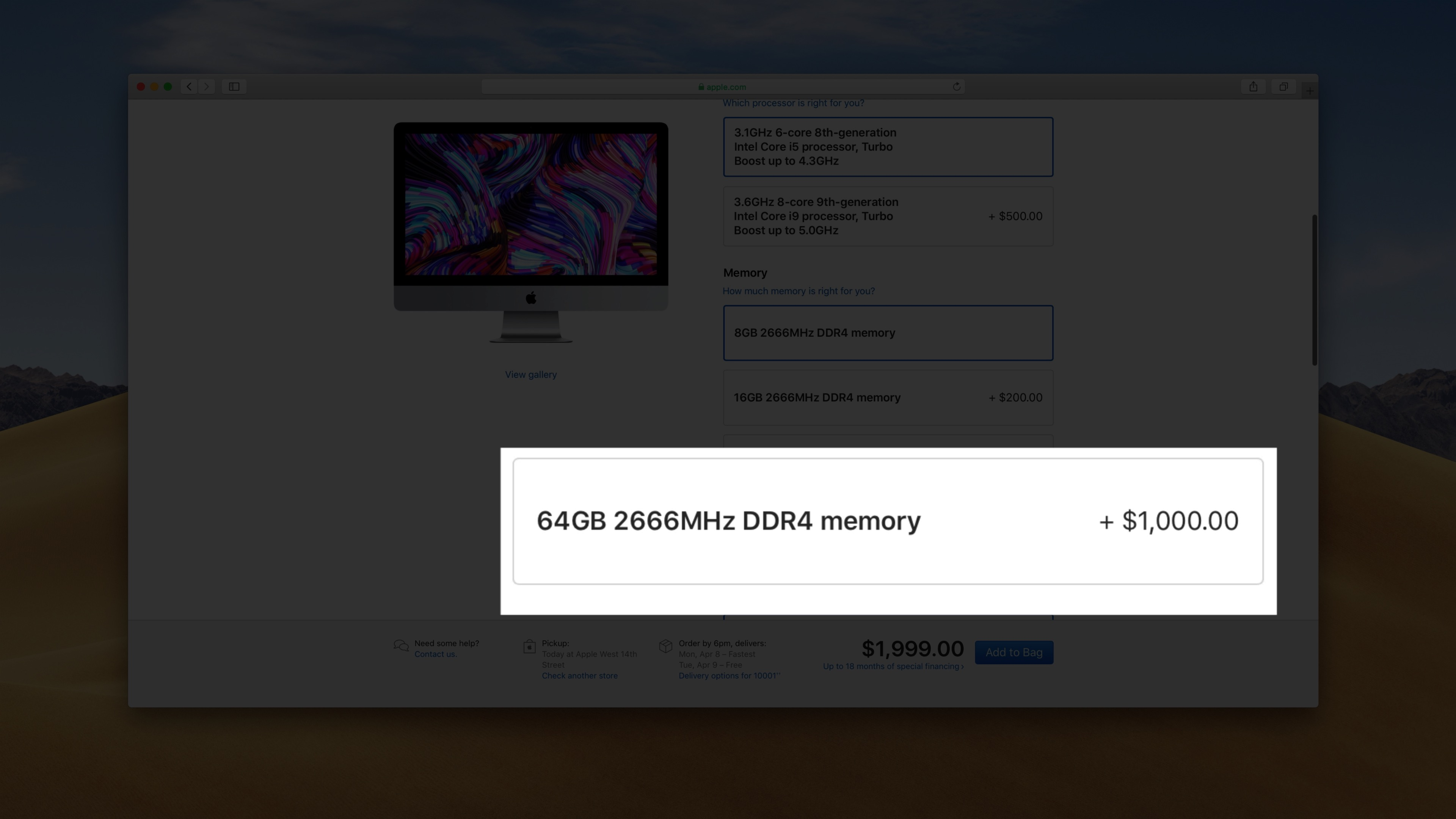 How to upgrade the 27-inch 5K iMac (2019) with a massive 128GB of RAM [Video]