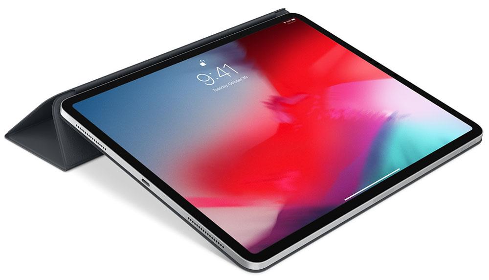 Apple's Folio leaves three sides of the iPad exposed