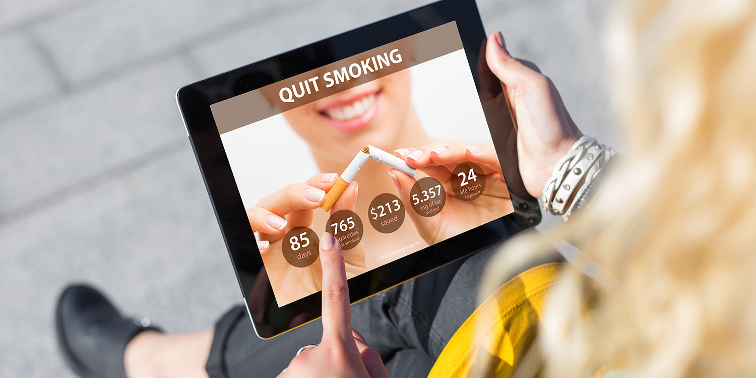 Apps to help quit smoking or cope with depression share data without full disclosure, finds AMA