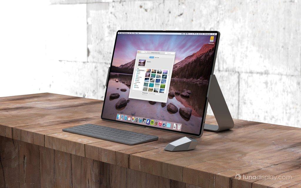 Mac foldable