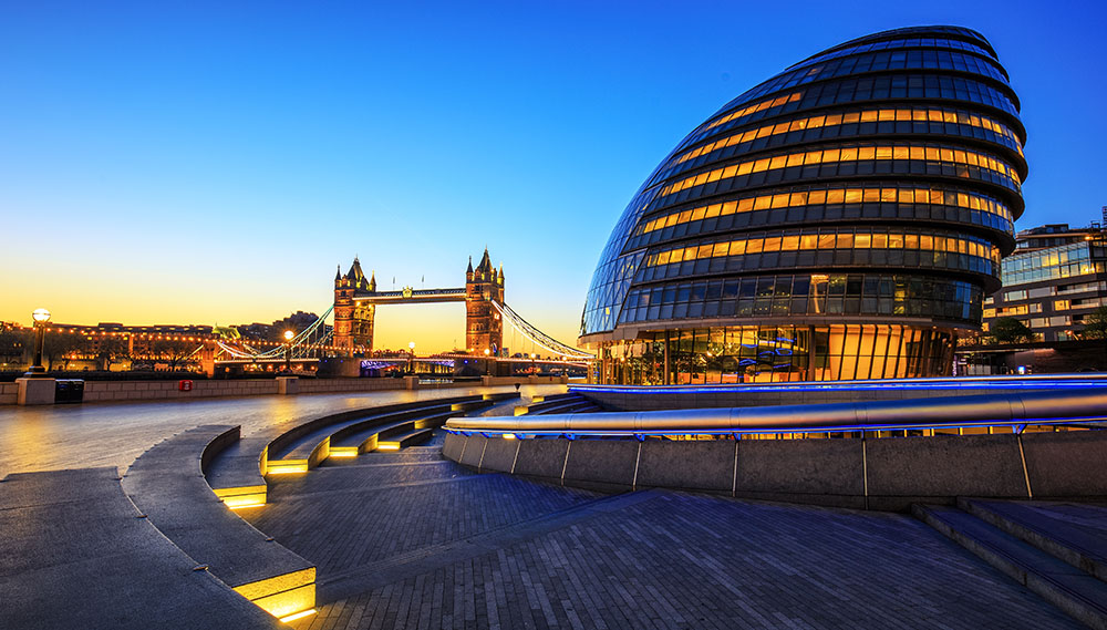 Pseudo-public space in London