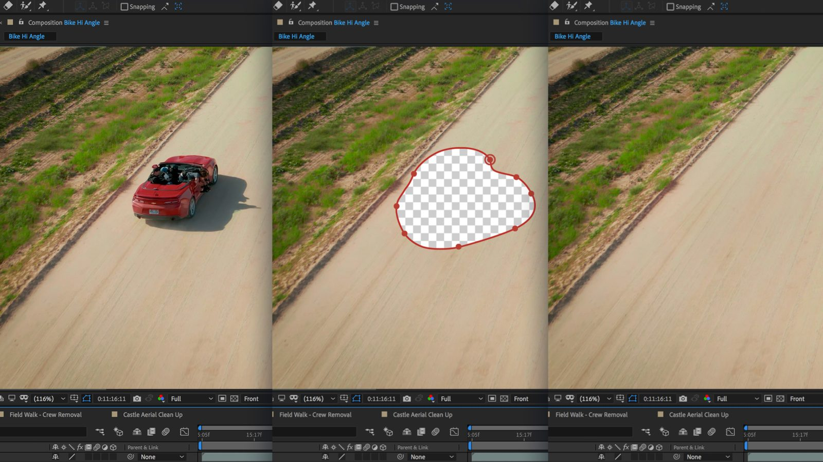 Adobe brings Content-Aware Fill to video in After Effects