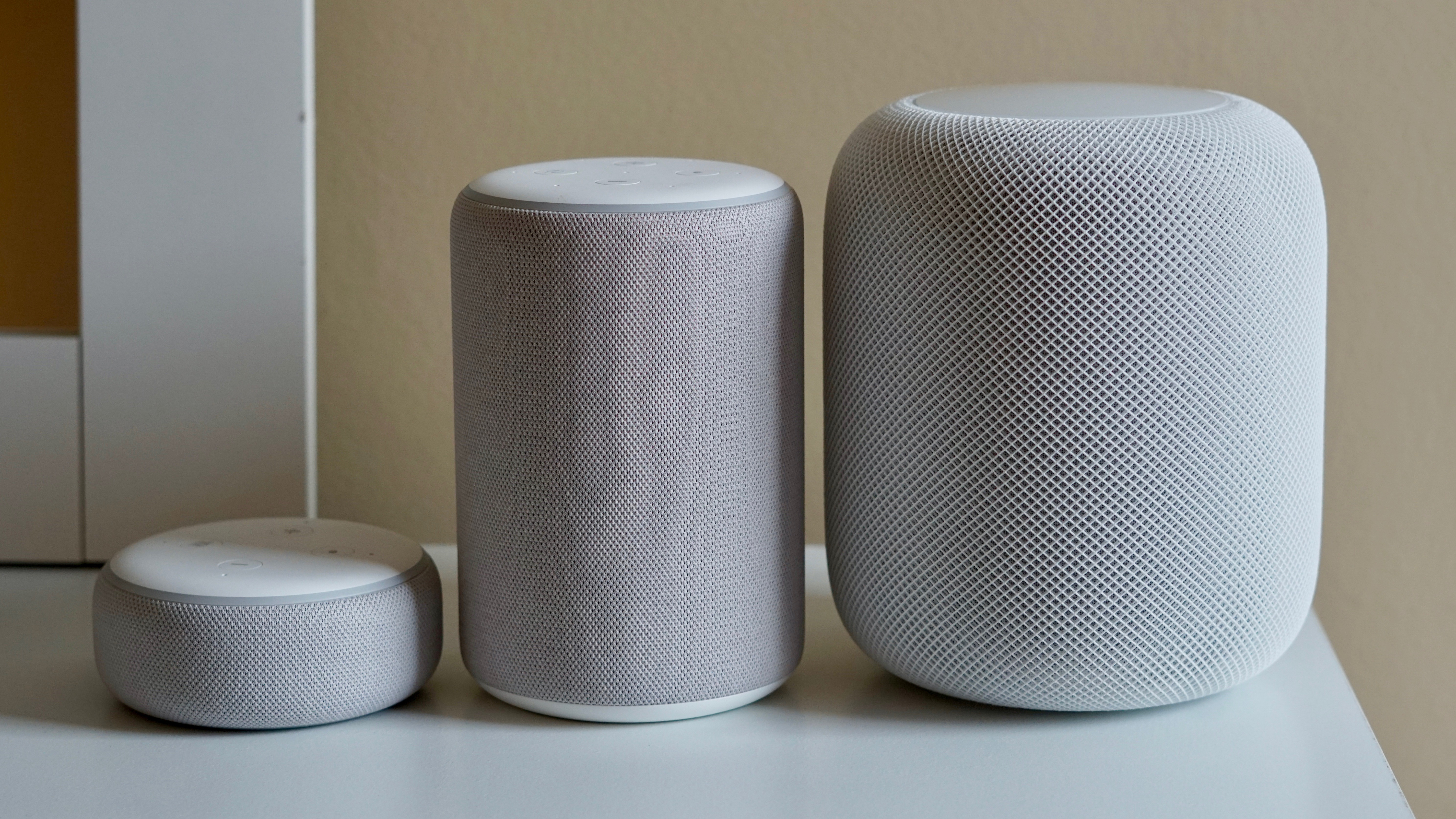 Active smart speakers estimated to hit over 200 million this year, HomePod reach could be a factor