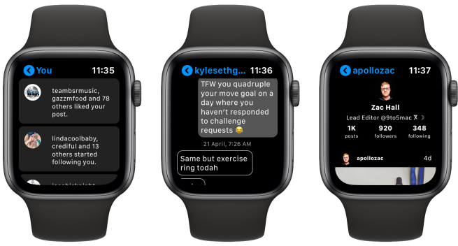 apple watch 4 use without iphone