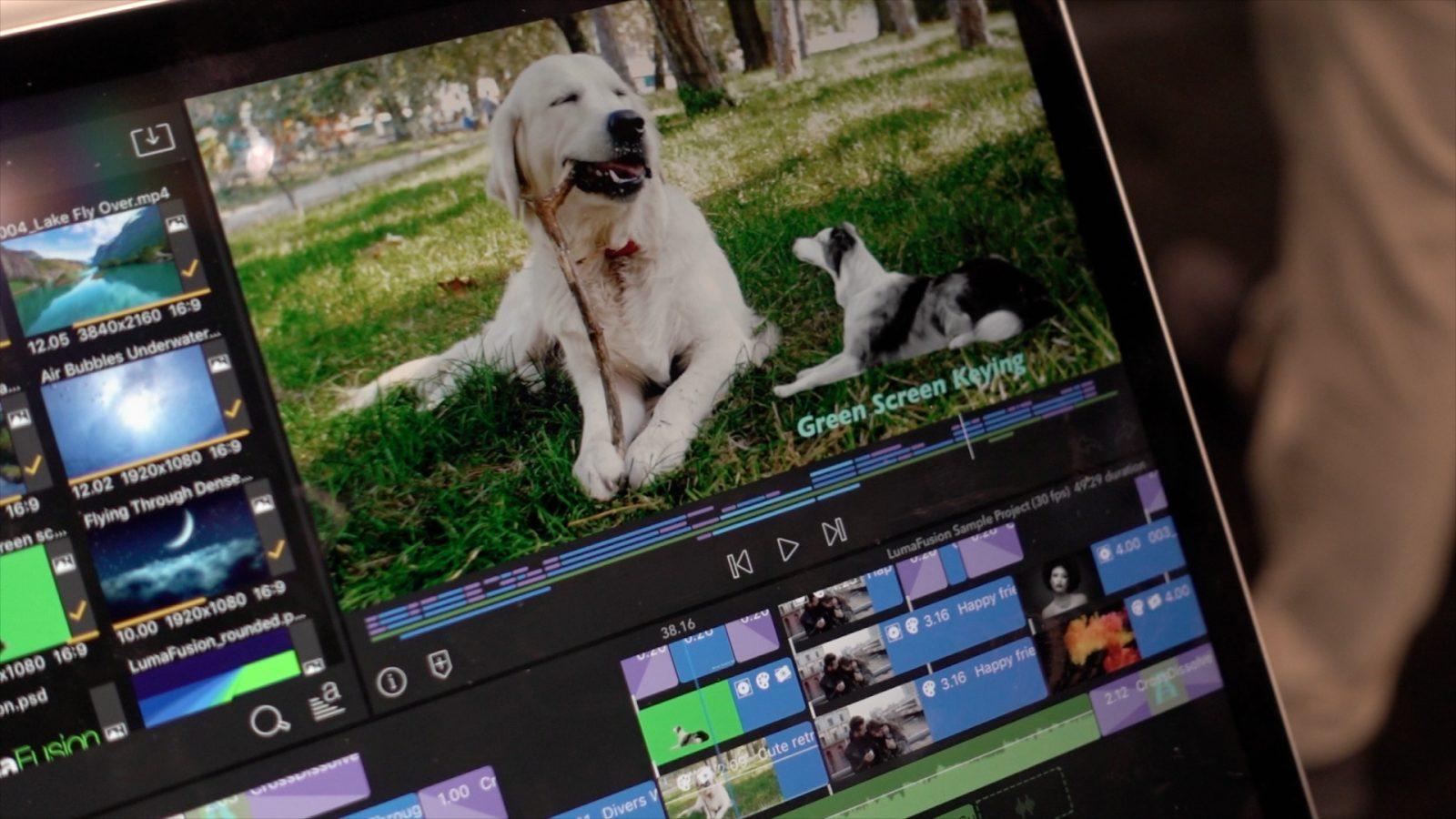 NAB 2019: Luma Fusion, Filmic Pro, and Gnarbox updates - 9to5Mac