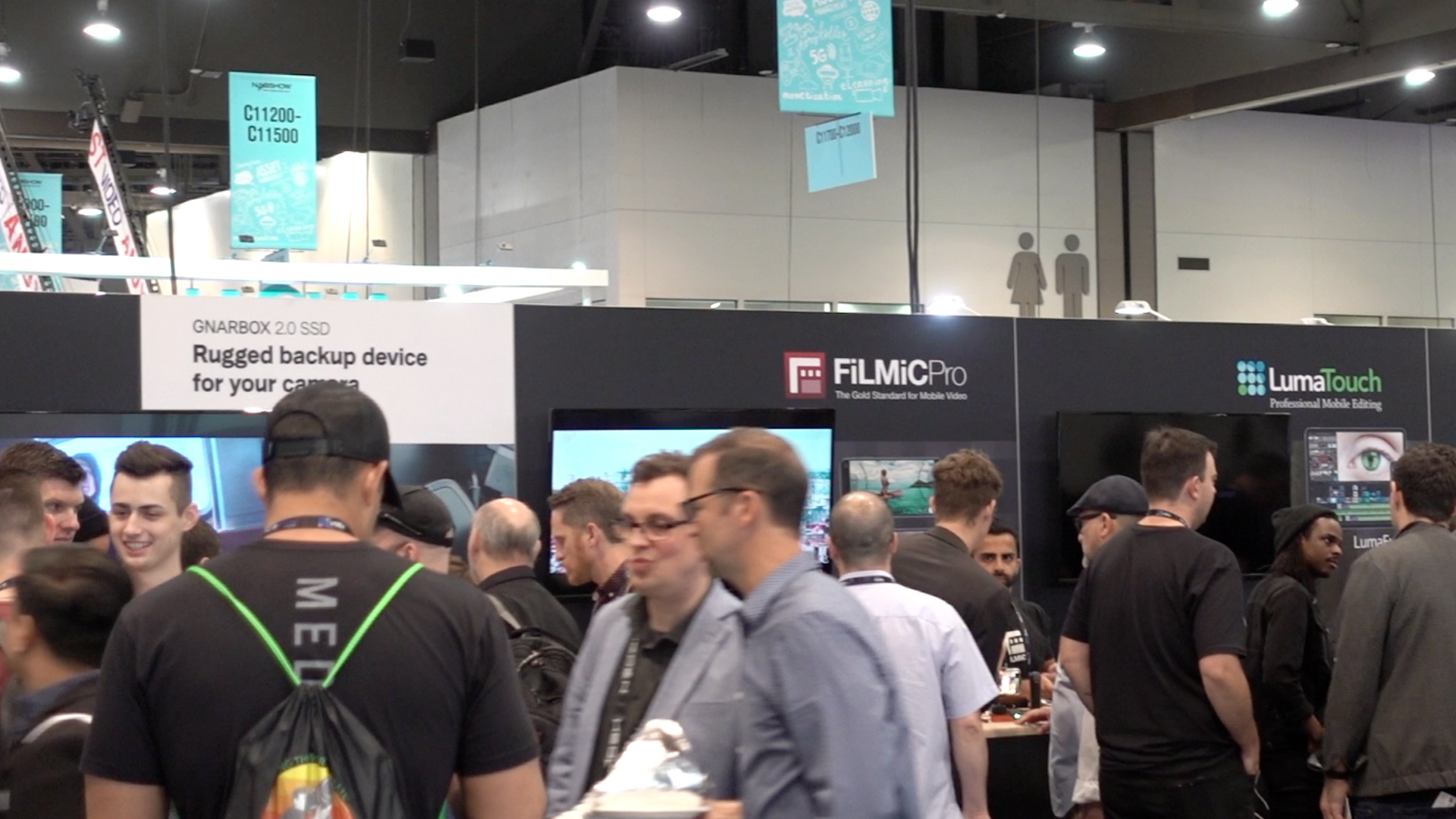 NAB 2019 mobile video editing