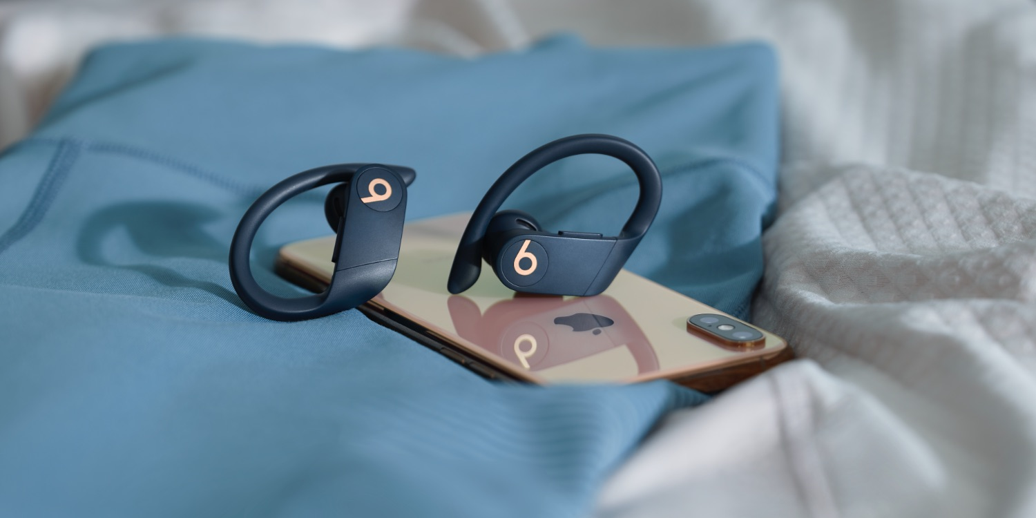 51c03abf8d8 Beats officially unveils 'totally wireless' Powerbeats Pro with Apple's H1  chip in new AirPods, 'Hey Siri'