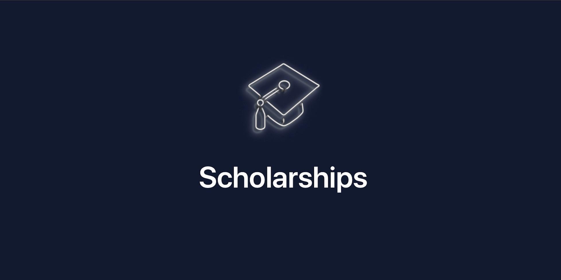 Apple notifying WWDC 2019 scholarship applicants of award status