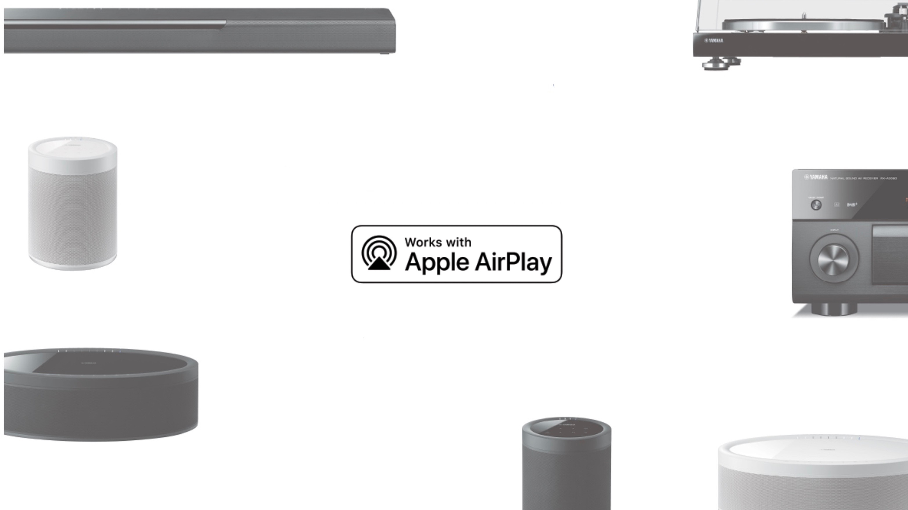 Yamaha says AirPlay 2 is coming to these speakers, receivers, and more starting this month