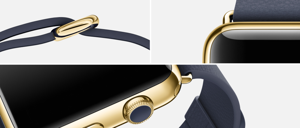 Apple Watch Series 4 Band Variety And The History Of Gold 9to5mac