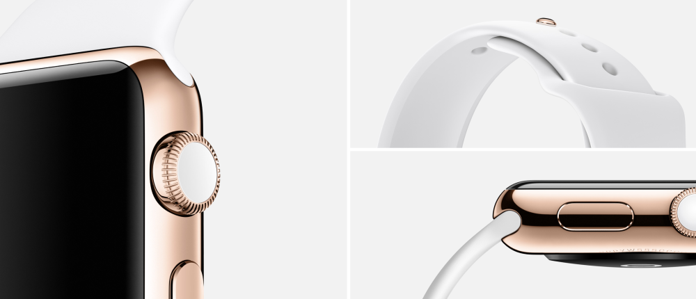 Apple Watch Series 4, band variety, and the history of gold