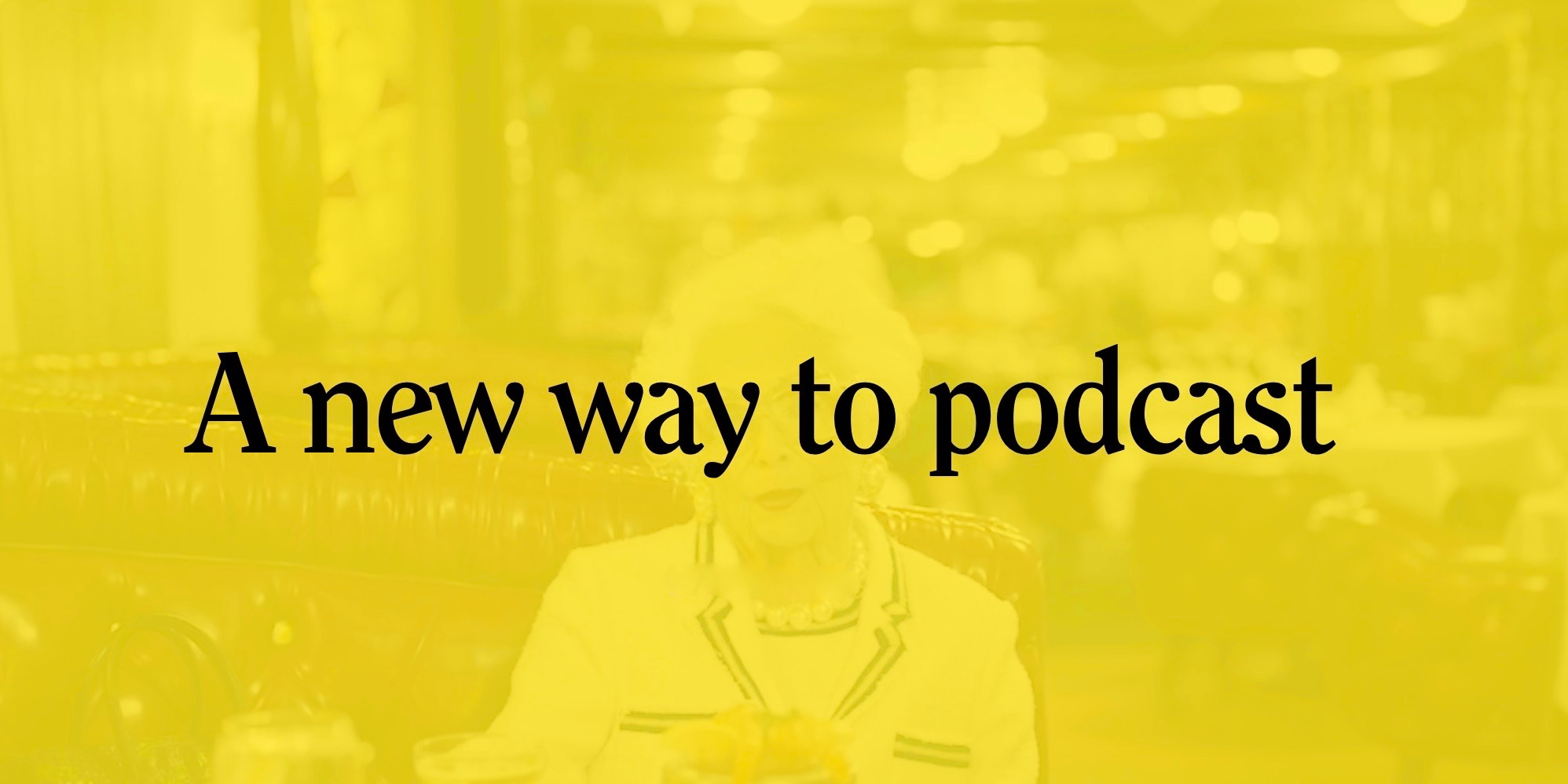 Luminary launching to take on Apple Podcasts, but major shows missing from the platform