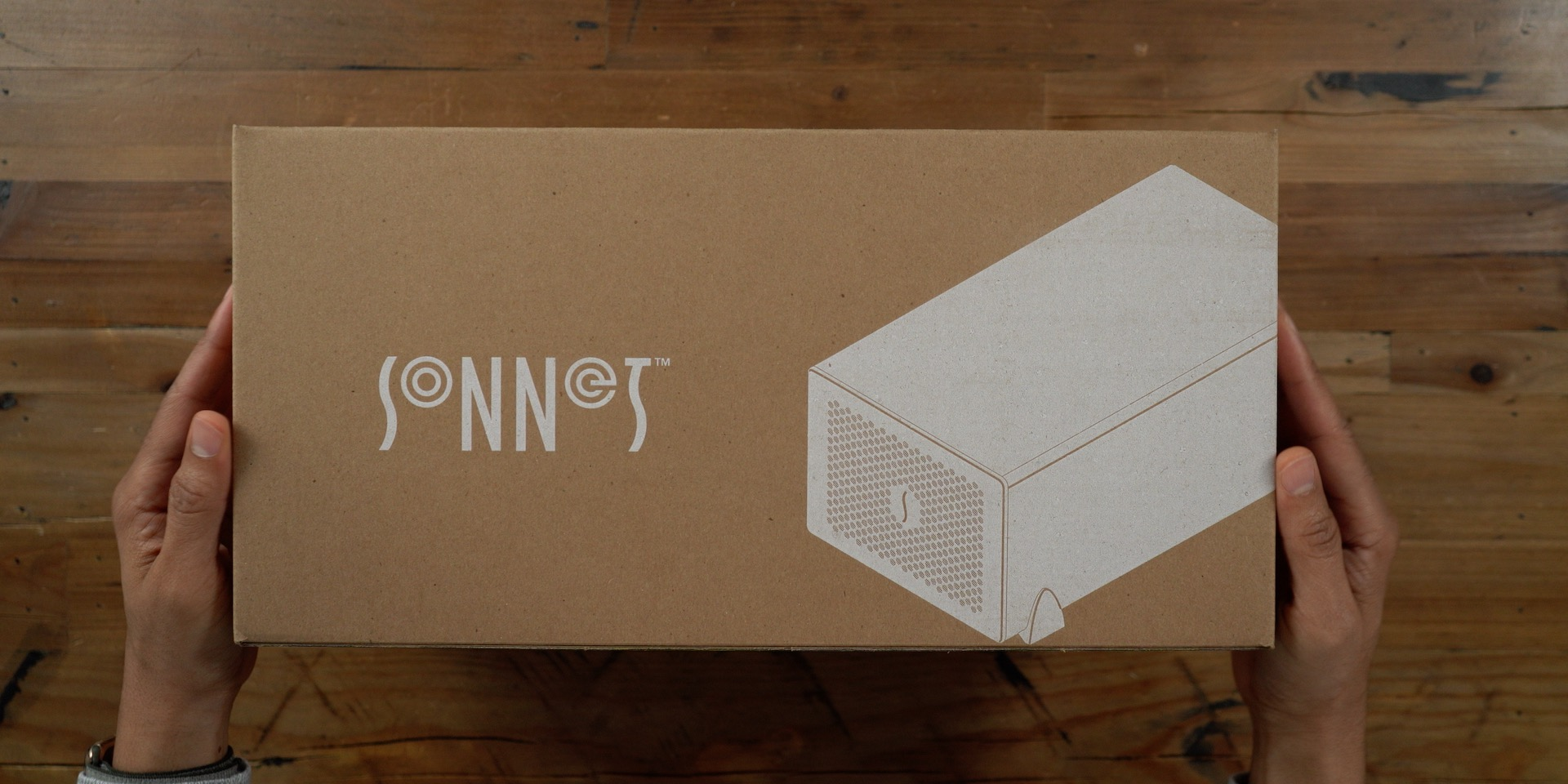 Sonnet Echo Express SEIII Box