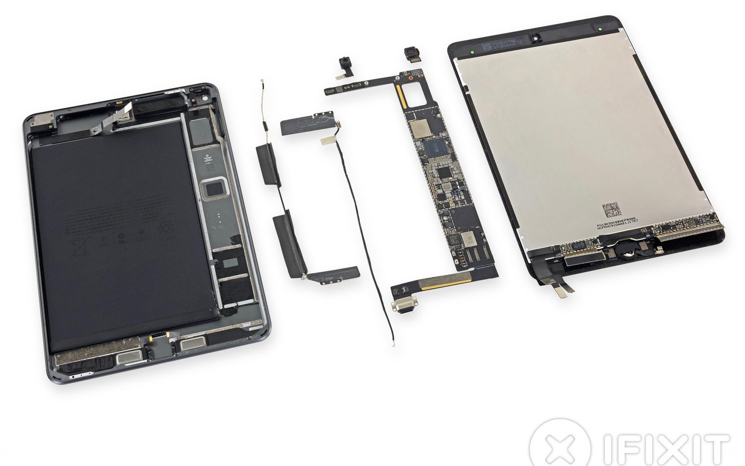Ipad Mini 5 Teardown Exposes Unchanged Battery Size 3gb